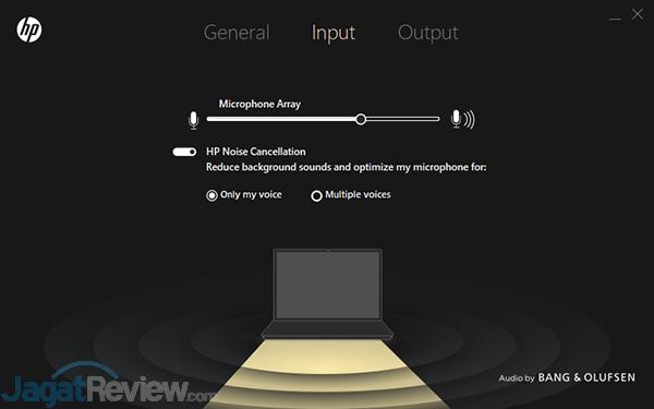 HP Omen 15 dc0036tx OMEN Audio Control 04