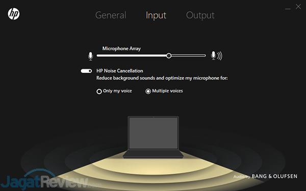 HP Omen 15 dc0036tx OMEN Audio Control 05