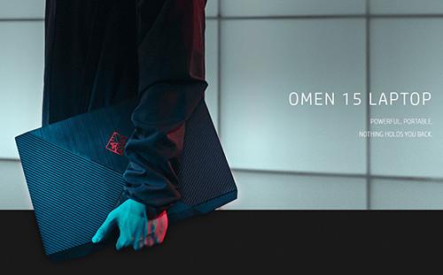 HP Omen 15 dc0036tx Official