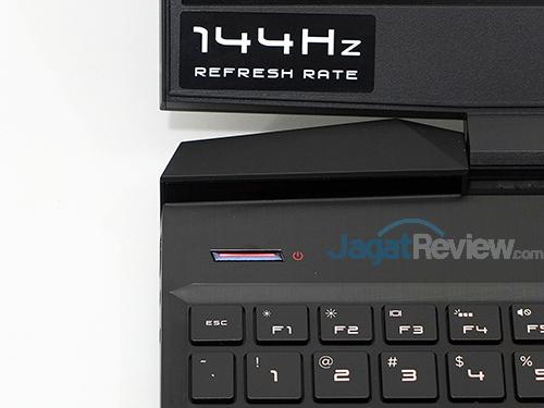 HP Omen 15 dc0036tx Power Button