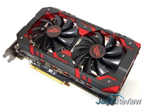 Power Color Red Devil Radeon RX 590 02