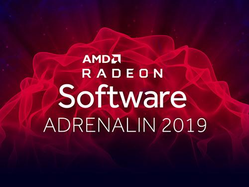 AMD Radeon Software Adrenalin 2019 Edition Cover
