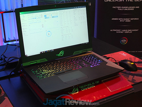 ASUS G703 RTX