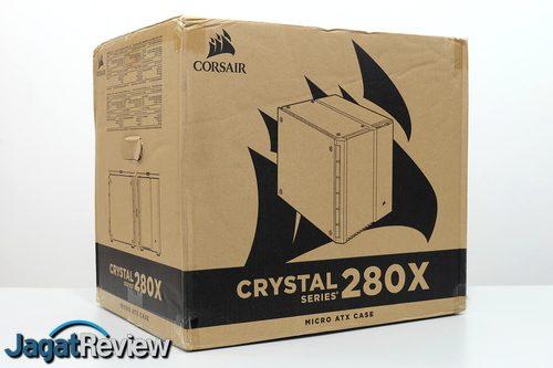 Corsair Crystal 280X 01