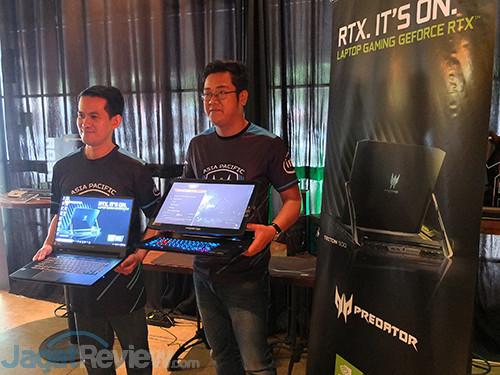 Acer Predator Triton RTX Launch 01