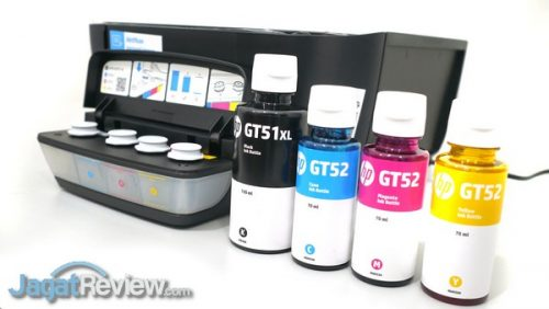 Hands-On Printer All-In-One HP Ink Tank 415 | Jagat Review