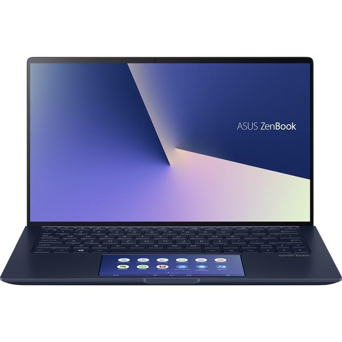 ZenBook 13 UX334 NanoEdge display Frameless bezel