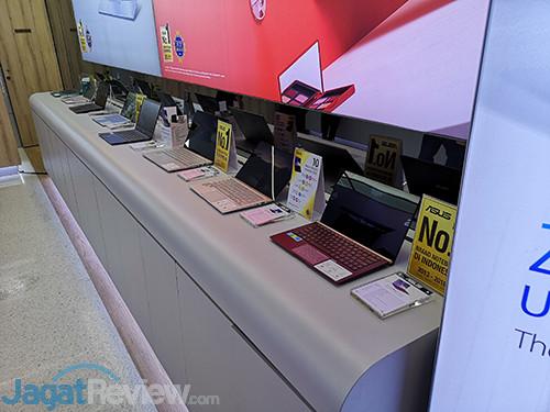 ASUS ZenBook Store ID 03