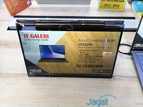 ASUS ZenBook Store ID 05