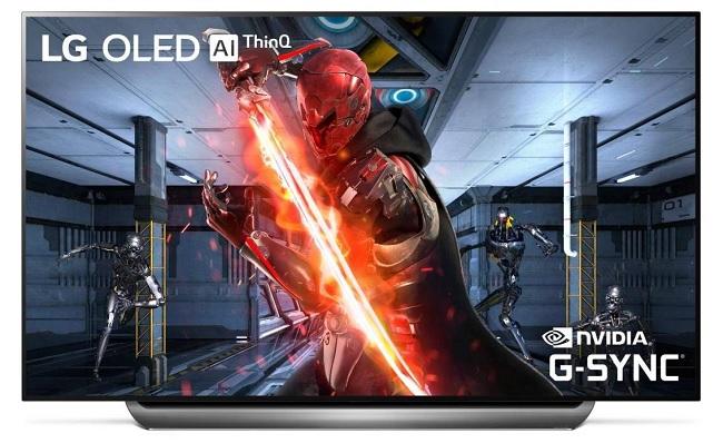 LG OLED TV GSYNC