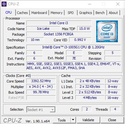 ICL 10 CPU