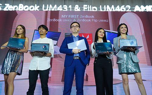 ASUS ZenBook Ryzen Launch 01