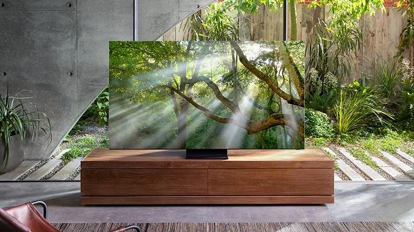2020 Samsung QLED TV Q950T 5