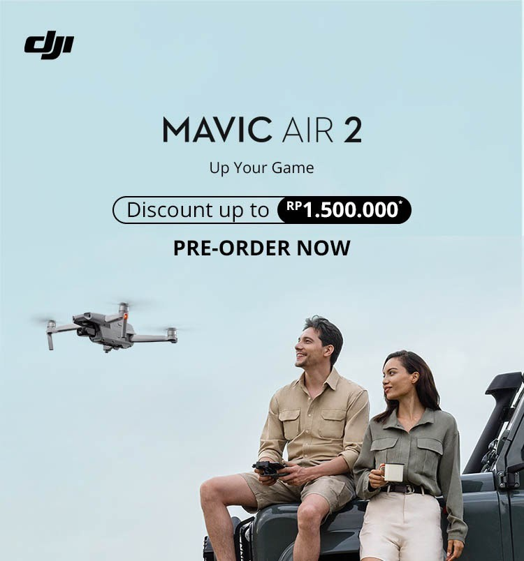 DJI Mavic Air 2 image