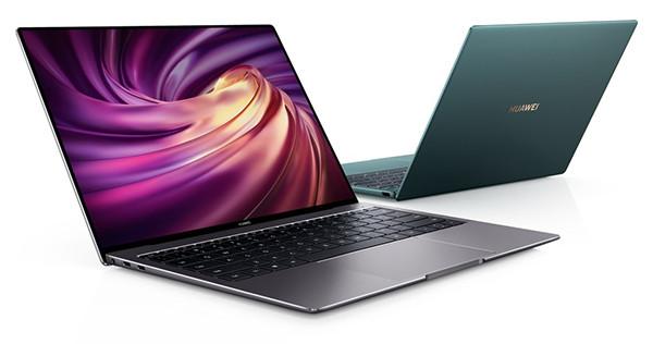 MateBook X Pro Gray Green2