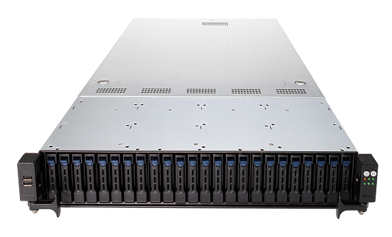 ASUS RS720 E9 RS24 E server supports Intel Select Solutions for Microsoft Azure Stack HCI