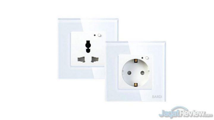 Smart Wall Socket White