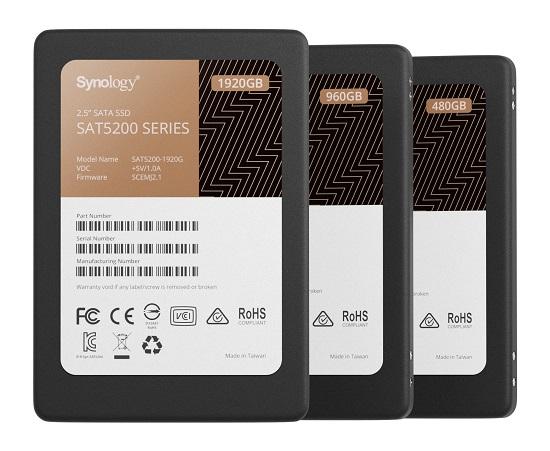 Synology SSD SAT5200