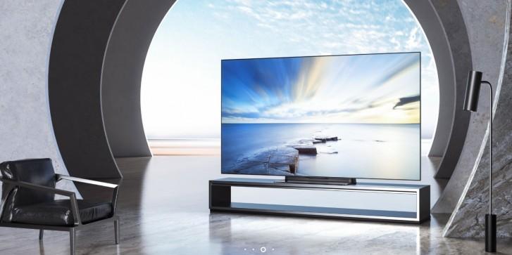 xiami mi tv 65 inch