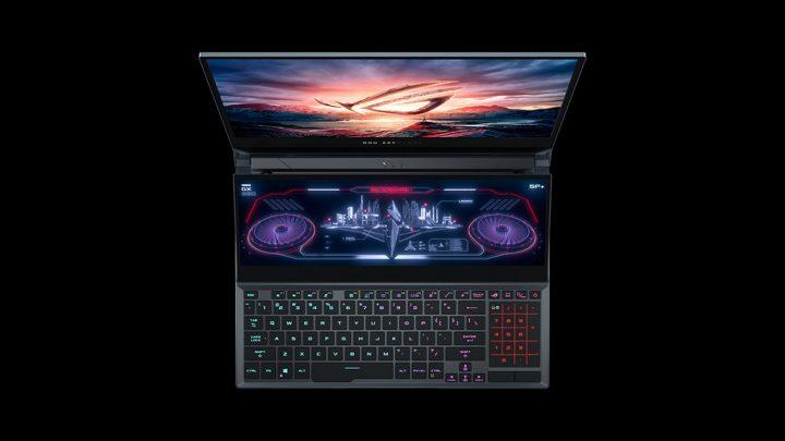 ASUS ROG Zephyrus Duo 15 GX550 03
