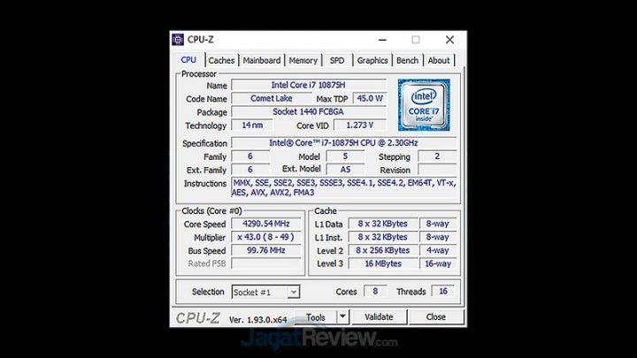 CPUZ CPU 2