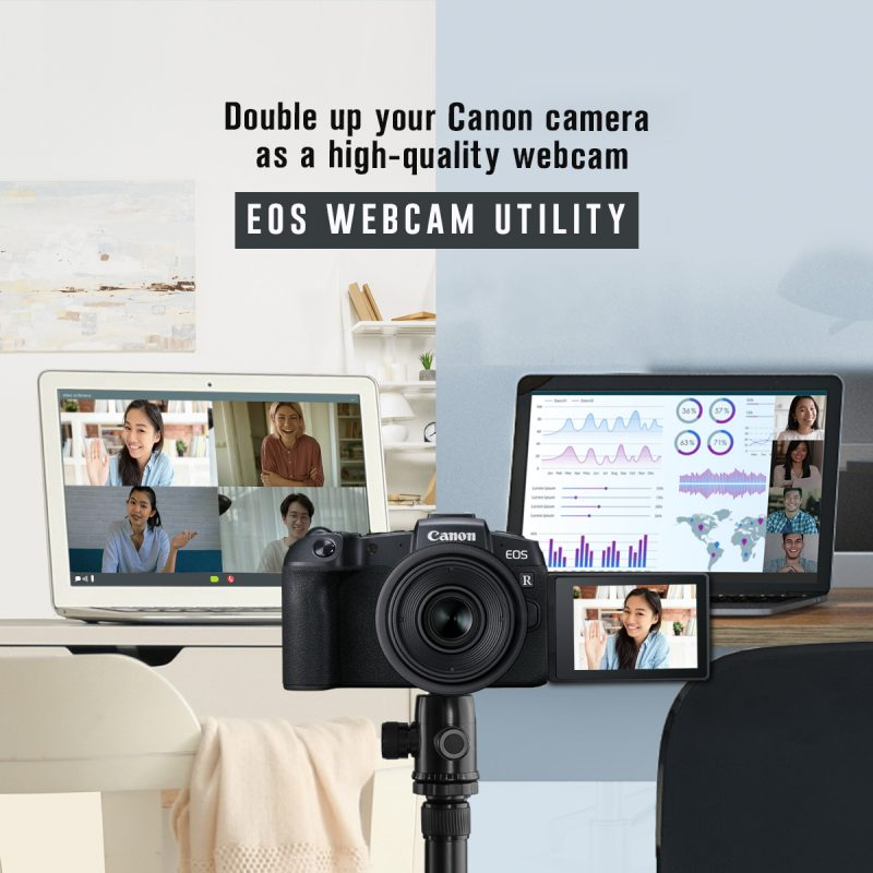 EOS Webcam Utility e1600399163734