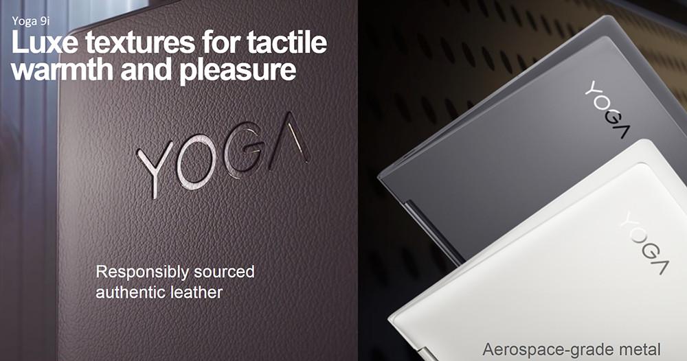 Lenovo Yoga 9i Material