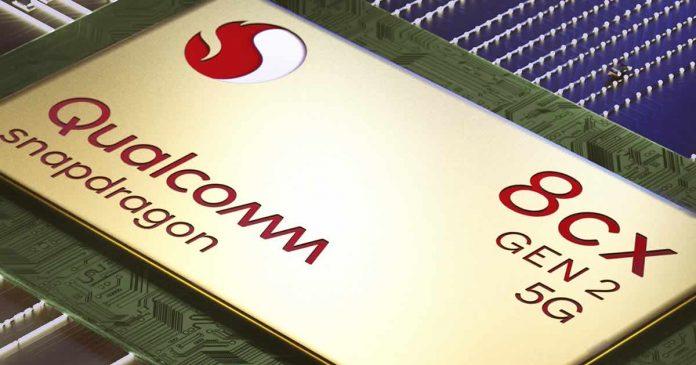 Spesifikasi Snapdragon 8cx Gen 2
