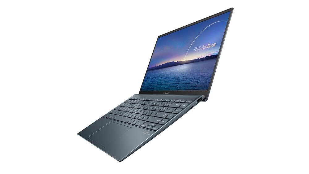 ZenBook 14 UX425 ICL Product photo 2G Pine Grey 15