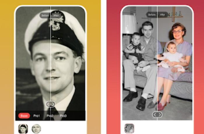 Cara restorasi foto dengan Smartphone