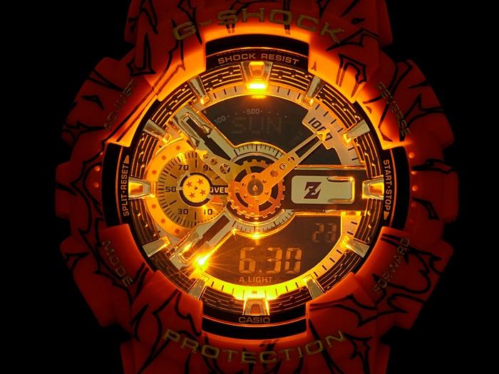 DragonBallZ LED