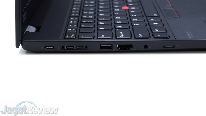 Review Lenovo ThinkPad P15s