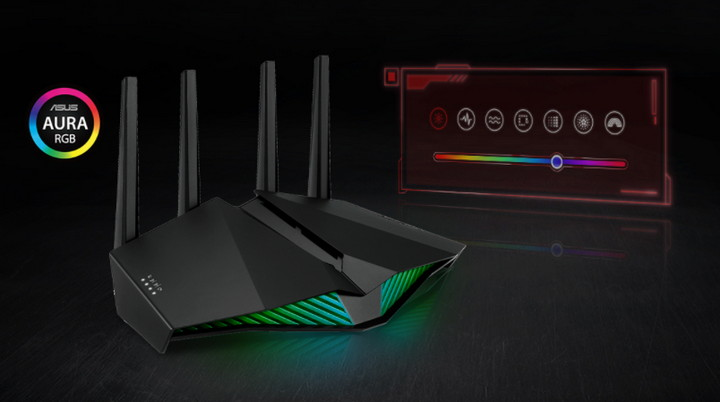 ASUS WiFi 6 Gaming Router