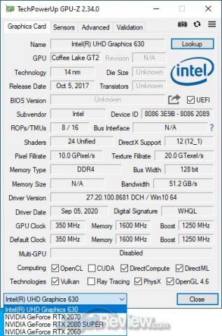 GPUZ 3 GPU