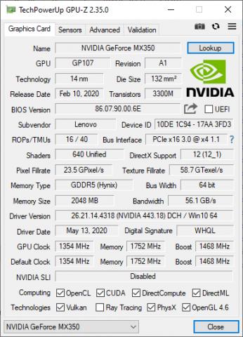 GPUZ GPU