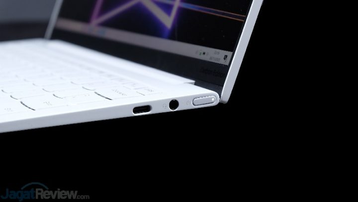 review Lenovo Yoga Slim 7i Carbon