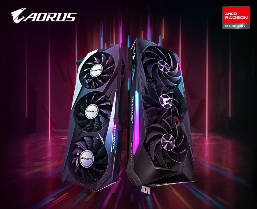 Gigabyte AMD RX 6000 Series