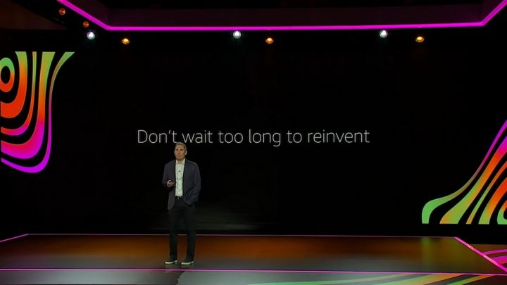 AWS re:Invent 2020 - Andy Jassy