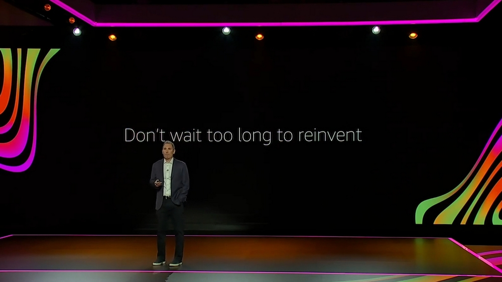 AWS reInvent 2020 Opening 02
