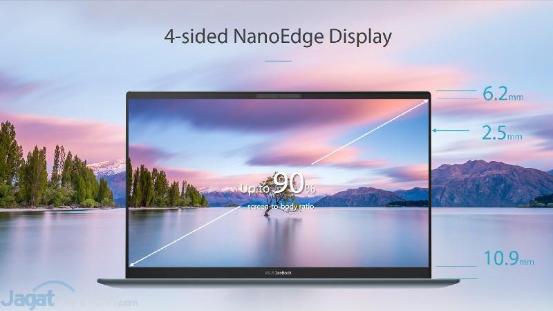 Nano Edge Display