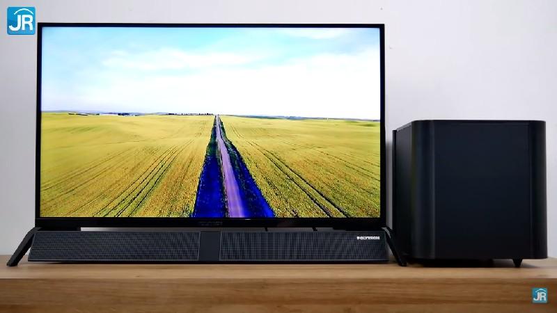 Review Polytron Cinemax Smart Soundbar 43