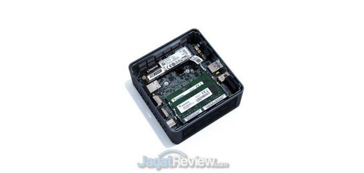 intel NUC 10 performance kit 16