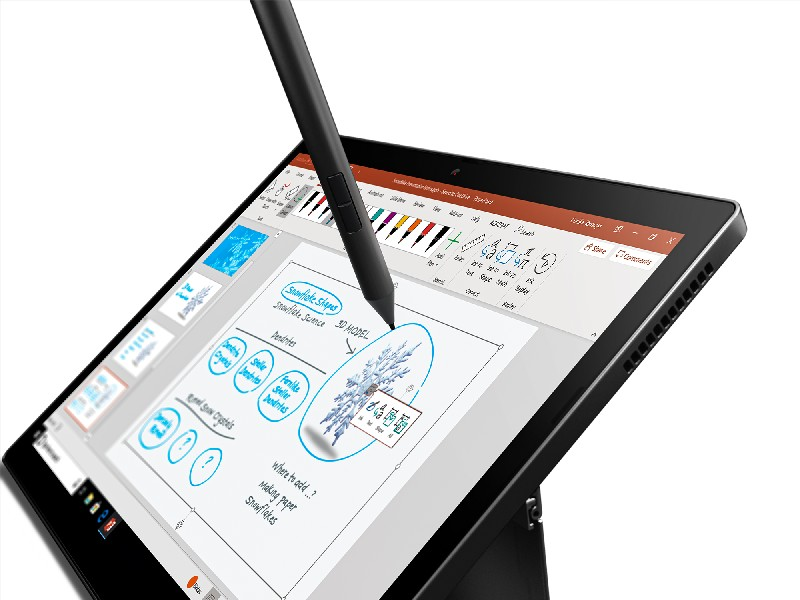 ThinkPad X12 Detachable CES 2021
