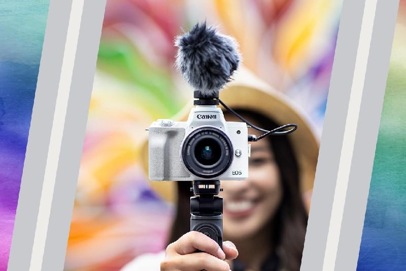 Harga dan Spesifikasi Canon EOS M50 Mark II