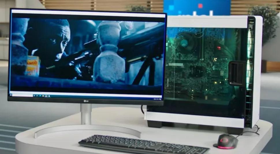 Intel Alder Lake CES 2021