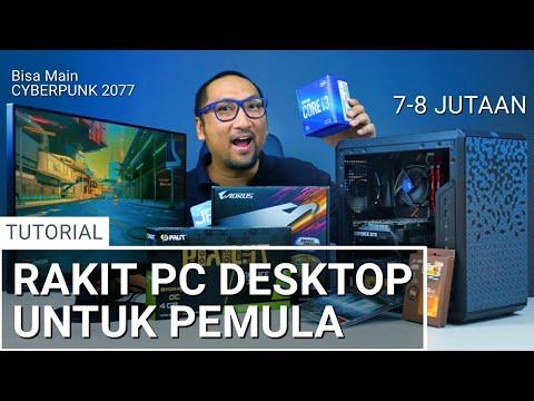 Cara merakit PC Pemula
