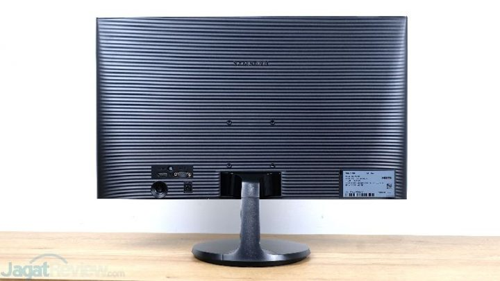Review Monitor SAMSUNG S24F350