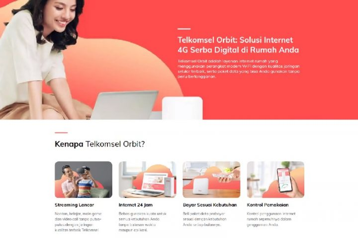 Review Telkomsel Orbit