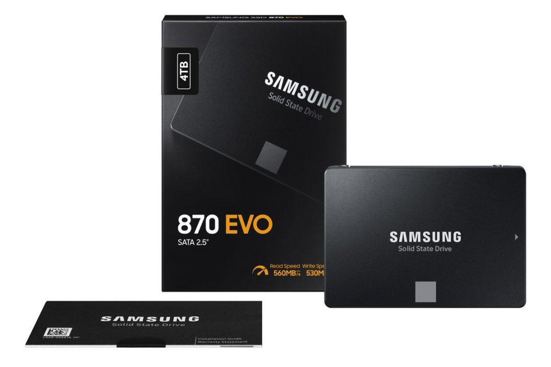 SSD Samsung EVO 870