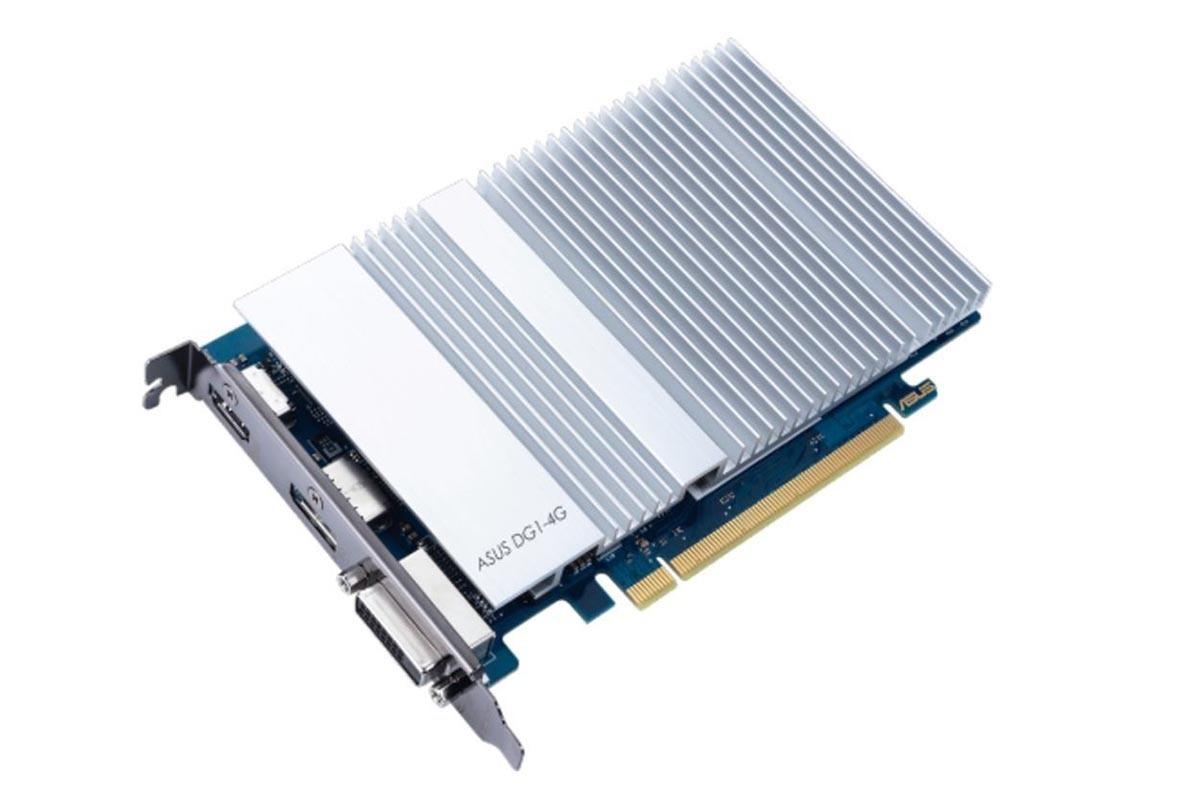 Intel Iris Xe Desktop ASUS